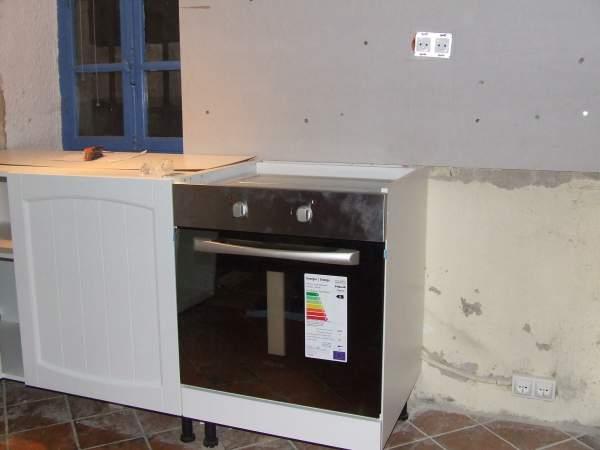 Ikea inbouw oven kast